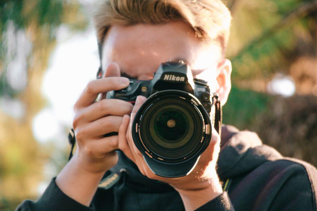 valokuvilla tienaaminen